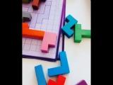 Один из вариантов как можно играть в мастхэв☝ всех возрастов - Катамино!💖...Огромное количество вариаций заданий, прекрасная т