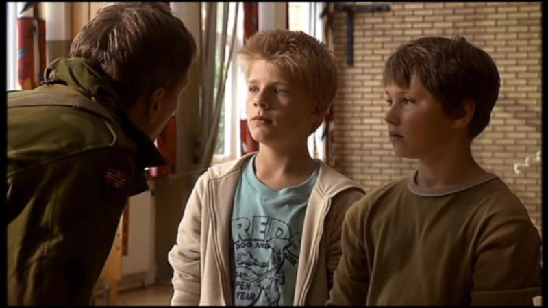 Мальчишки есть мальчишки / Gutta Boys (2006) Норвегия Серия - 3
