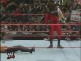 WWF WrestleMania XV - Triple H vs Kane