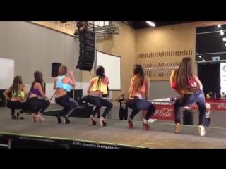 Chicas Car Audio 2014 Ensayo Final Bogota en Corferias
