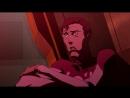 Флэш, Бэтмен и Киборг спасают Супермена из тюрьмы