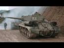 Карта Манчжурия Китай. Танк ИС-2 (Объект 240) , танк Т-34-85, 6-я гвардейская танковая армия  и Кванту́нская армия (яп. 関東軍, かんと