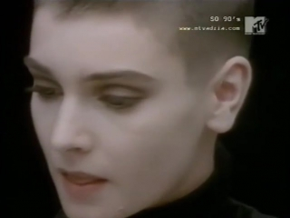 SINEAD O' CONNOR - Nothing Compares 2 U MTV 1990 - MTV Adria Air