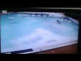 Бассейн vs землетрясения