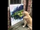 Душа художника. El alma del pintor.