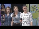 Ида Галич (Galichida) - КВН Осенний поцелуй - 2014 Первая лига Первая 1-2 СТЭМ