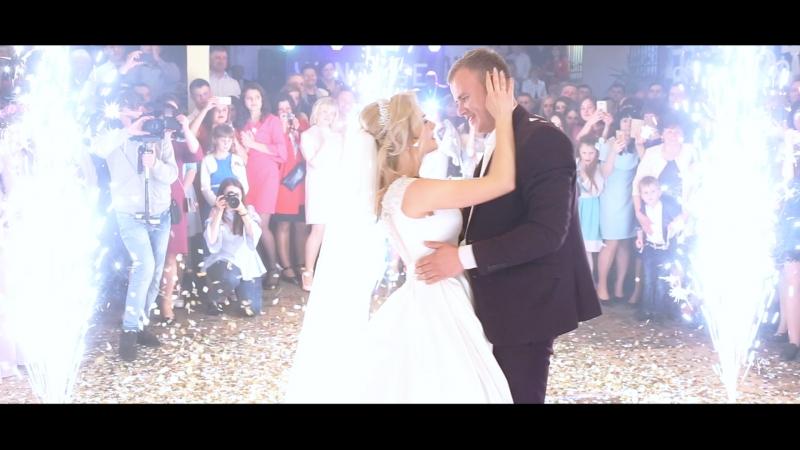 1 весільний танець чарівних молодят   Лілі та Міші  