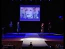 Благотворительное шоу КИНОПОДИУМ Салон красоты ТРИМ Коллекция Эти фильмы про любовь