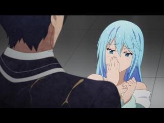 Богиня благословляет этот прекрасный мир / Kono Subarashii Sekai ni Shukufuku wo! - 2 сезон 7 серия (OVERLORDS)