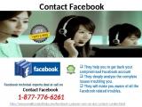 Contact Facebook Customer Care@1-877-776-6261 to Flush away your Facebook Problem