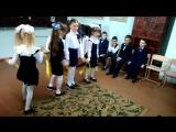1 клас - танець -  свято Букварика - 2017