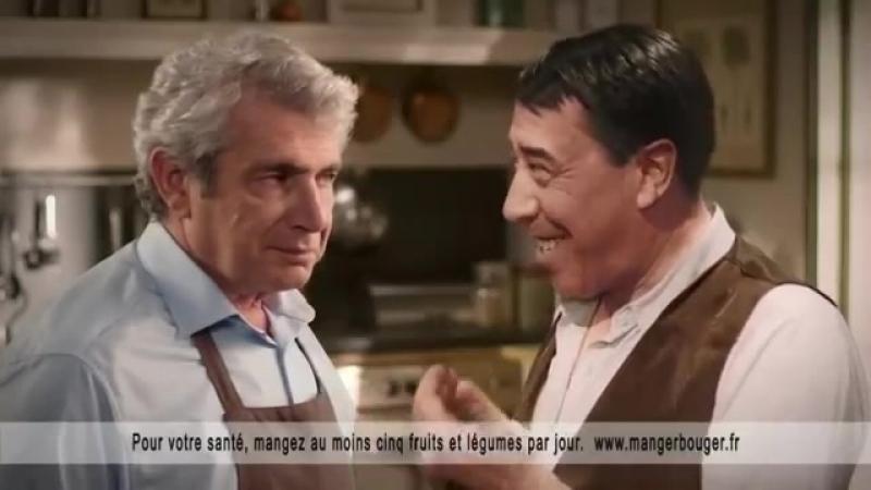 Фернандель в рекламе Puget 4