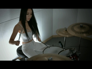 Hysteria [Muse] Drum Cover by A-YEON (비밥 아연)