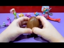 Киндер Сюрпризы Май Литл Пони и Эквестрия герлз ,Kinder Surprise My Little Pony
