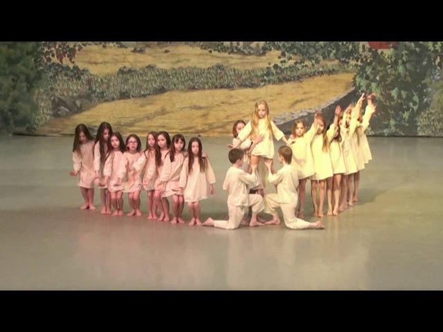 6. Хатынь. VI Международный конкурс хореографических постановок - IN-KU Amazing Dance 2016