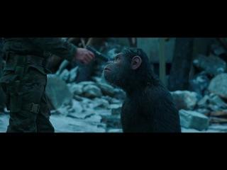 Планета обезьян: Война (2017) - Русский трейлер