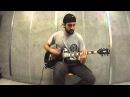 Teenage Bottlerocket Haunted House guitar cover