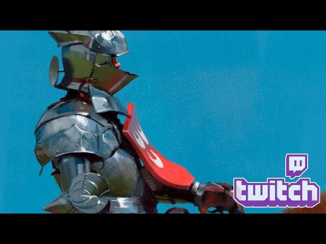 Twitch stream 08feb2017 - armor study