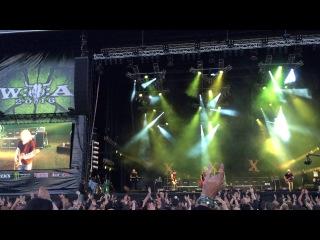 Hansen & Friends - The Contract Song - Live At Wacken 2016 - New Song