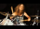 Wipe Out (The Surfaris) drum cover by Sina