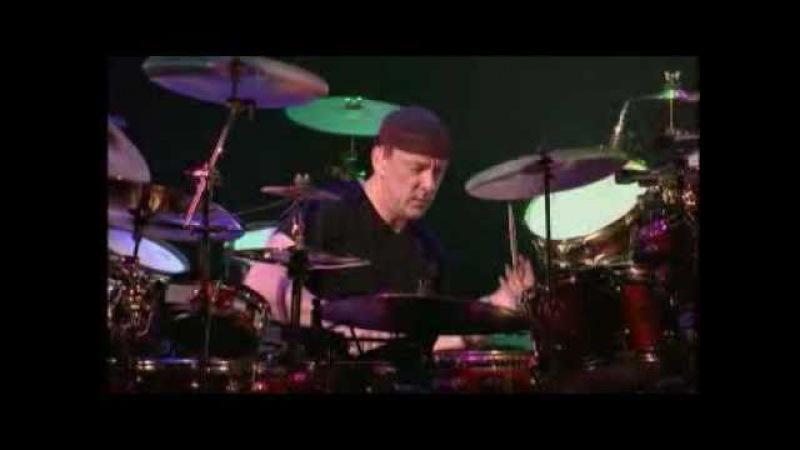Neil Peart- O Baterista- Drum Solo