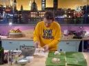Жить вкусно с Джейми Оливером 2 серия|Рыба в банановых листьях/Напиток Манго Лате