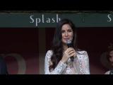 Katrina Kaif at Dubai Mall for Splash
