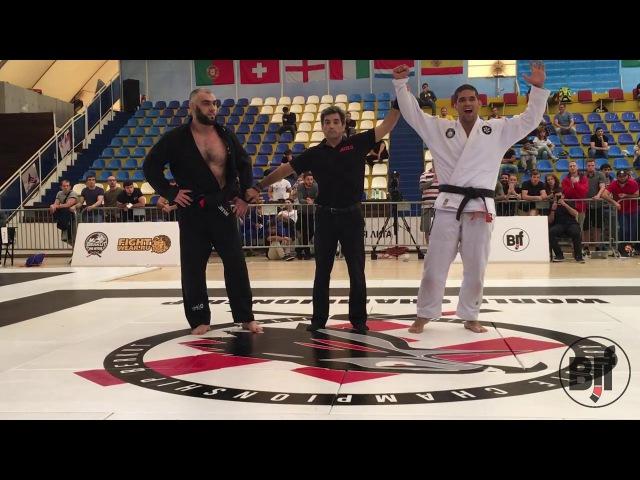 Muhammad Kerimov vs Gustavo Dias 95 final ACBJJ_WORLD17