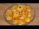 Булочки розочки с картофельной начинкой по турецки Турецкие пирожки розочки