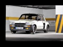 Renault 5 Turbo 2 1983–07 1986