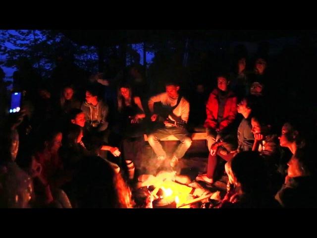 AtmanLove на закрытии Перезагрузки на Ладоге 2016 (Перезагрузка Family Fest)