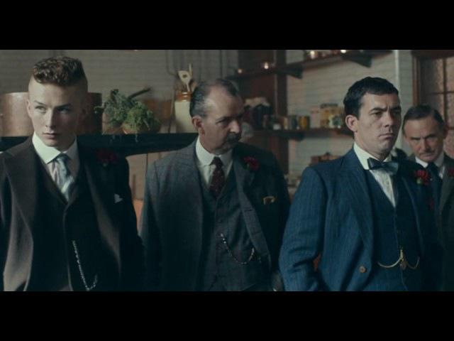 Острые козырьки (Заточенные кепки) (Peaky Blinders) с 03 с 01 AlexFilm