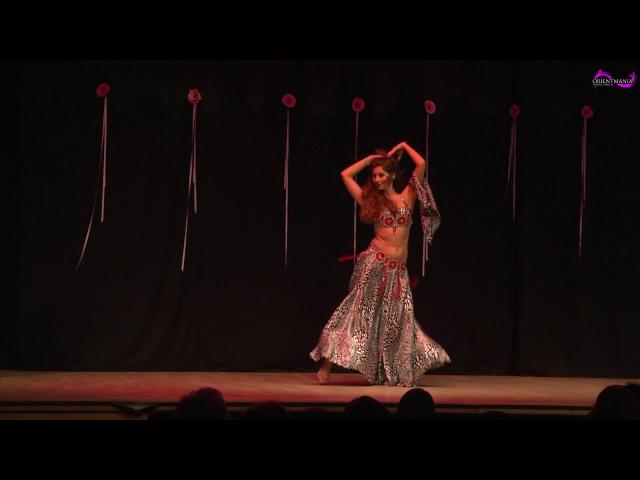 Sadie Marquardt - belly dance - gala show @ 2017 WBDF – Oriental Spring – by Orientmania