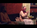 Чтение книги Шрилы Бхактивинода Тхакура Шри Чайтанья Шикшамрита