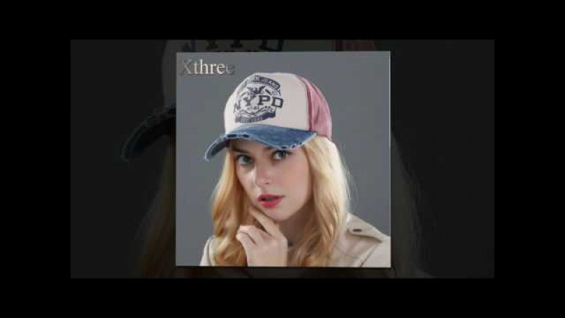 Xthree wholesale brand cap fitted baseball hat review