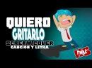 CANCION DE BON QUIERO GRITARLO (Canción y letra) Edd00chan w/ DUALKEYX FNAFHS