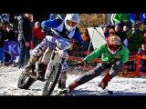 Motocross Enduro-Ski-Winter   Fun to watch ! Heres Red Bulls Twitchn Ride concept )