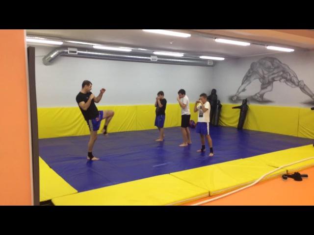 Кикбоксинг для детей и Бокс для взрослых! arenamania