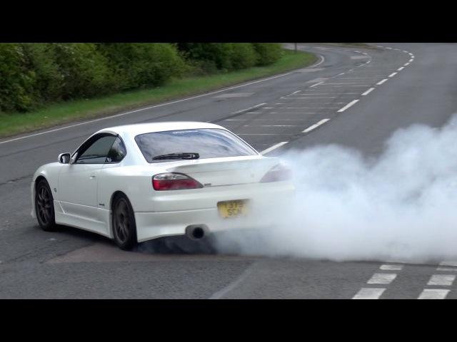 LOUD Supercar Accelerations - 1000BHP TT Gallardo, GT-R, Aventador S, 675LT and more!