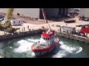 ТОП 5 неудачных спусков кораблей на воду / fail