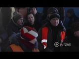 Сбор подписей против Киевской агрессии в Петровском районе Донецка. 17.02.2017,