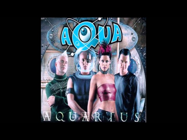 Aqua Cartoon Heroes Audio