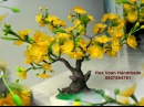 Hướng dẫn cách làm hoa voan - Bài 1. Hoa Mai