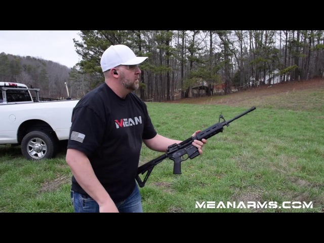 Mean Arms MA Loader Device Loading Demonstration