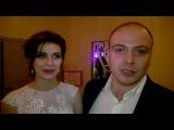 Братья Боковы Близнецы ведущие отзыв Свадьба Ярослав и Юля 03 03 2017