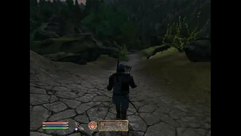 Oblivion s01e27 Дорога до Скинграда