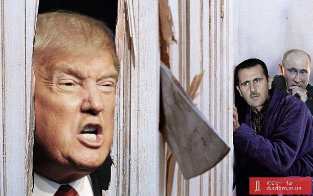 """""""Удар США по Сирии укрепляет позиции Украины в нашей войне с Россией"""", - Кулеба - Цензор.НЕТ 4029"""