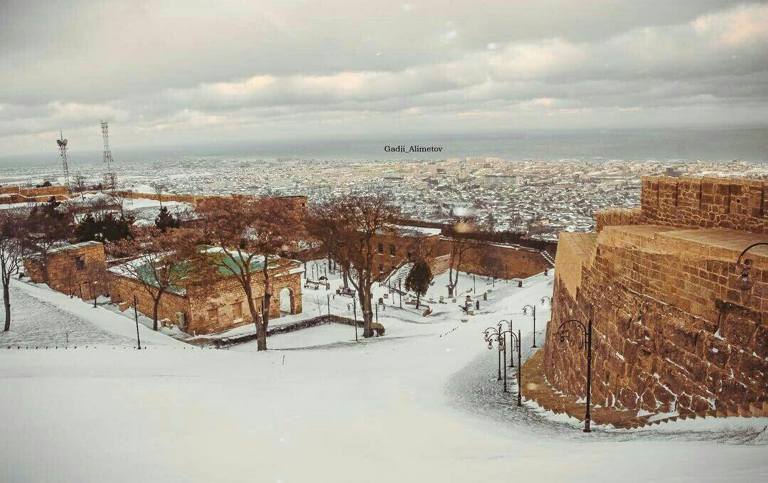 Картинки по запросу зимний дербент