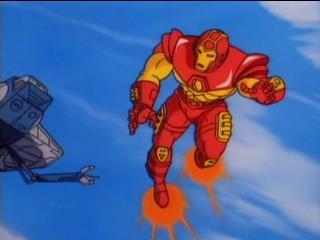 Железный человек (1 сезон 1 серия) 1994