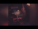 Девушка разделась догола ради бутылки шампанского в ночном клубе в Курсе 18+